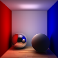 Physically-Based Ray Tracer
